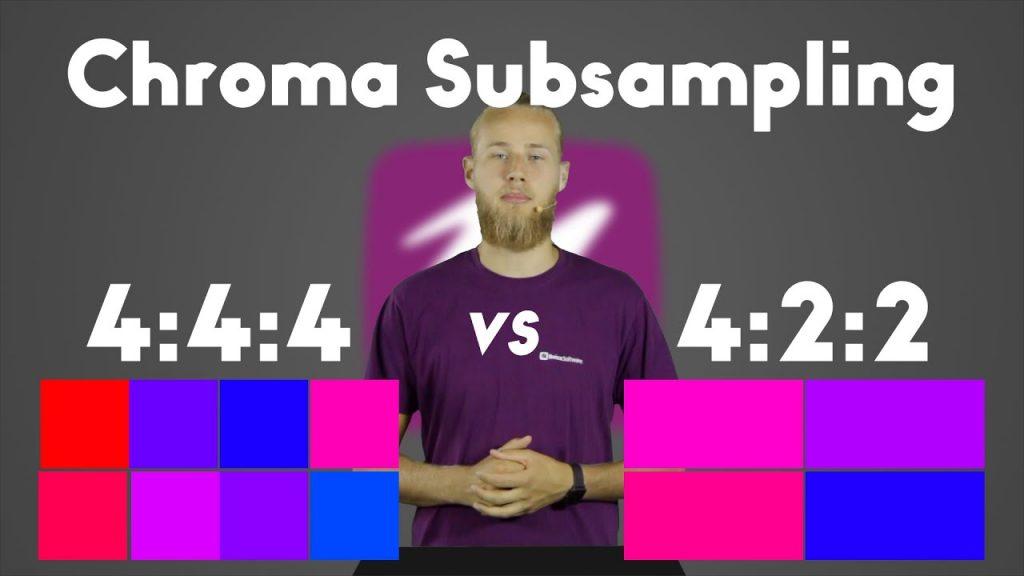 Chrome Subsampling